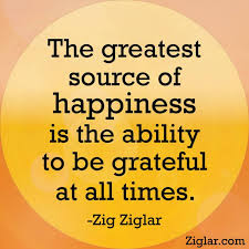 Gratitude Removes Pain